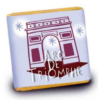 Chocolat Collection Paris Monbana -11180037