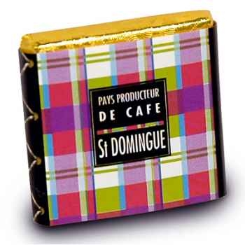 Chocolat Collection Pays producteurs de café Monbana, 30 napolitains -11120173