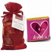 chocolat collection coeur de chocolat monbana sachet chrysalide 11180076