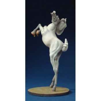 Figurine Artistique Salvador Dali La tentation de Saint Antoine Cheval -SD05