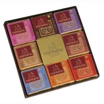 lot 10 Coffrets 18 chocolats Collection Monbana -11180150B