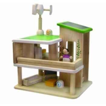 Maison ecologique jouet en bois plantoys 6229