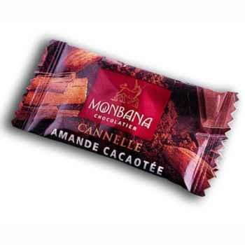 Amande chocolatée à la cannelle Monbana -11590400