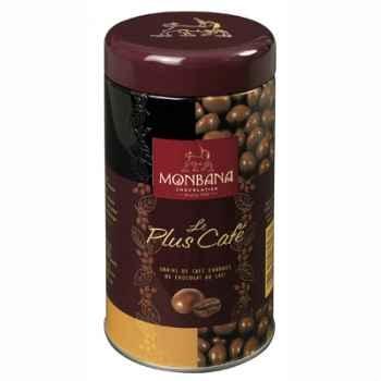 Boite gourmande café enrobés de chocolat Monbana -11690015