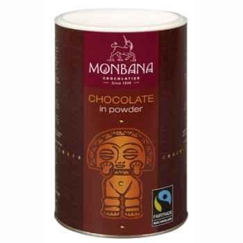Boîte de chocolat en poudre 32% Monbana -121M148