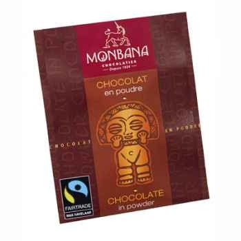 Dosette chocolat en poudre 32% Monbana -121P066BIS
