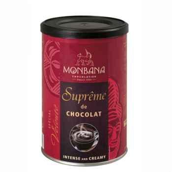 Boîte de chocolat en poudre Spécial Salon de Thé Monbana -121M097