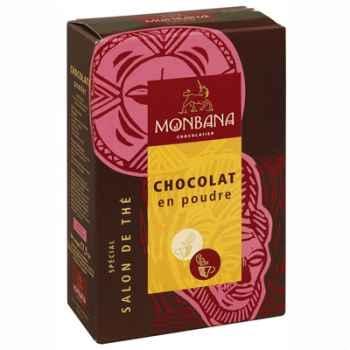 Etui de chocolat en poudre Spécial Salon de Thé Monbana -121M012