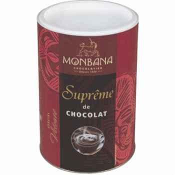 Boîte de chocolat en poudre Suprême de Chocolat Monbana -121M181