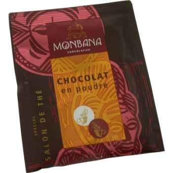 """Dosette de chocolat en poudre """"Spécial Salon de Thé"""" Monbana -121M054"""