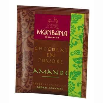 Dosette de chocolat en poudre arôme Amande Monbana -121M043