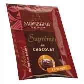 dosette de supreme de chocolat en poudre arome orange monbana 121m162