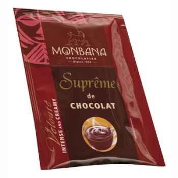 """Dosette de chocolat en poudre """"Suprême de Chocolat"""" Monbana -121M160"""