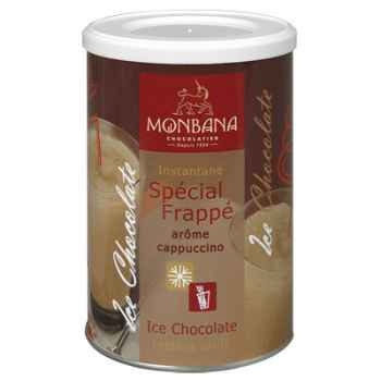 Chocolat frappé arôme cappuccino Monbana -121M132
