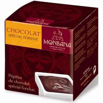 Coffret cadeaux recharge de pépites à fondue Monbana -157002