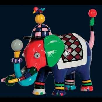 Elephant Elephantbird Art in the City - 83307