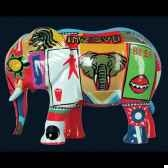 elephant inzovu art in the city 83305