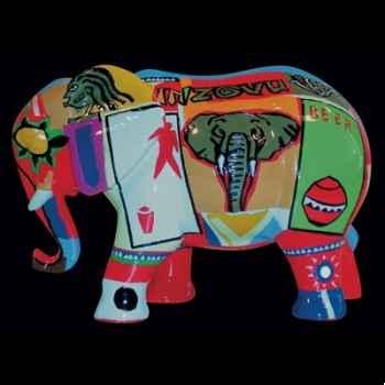 Elephant Inzovu Art in the City - 83405