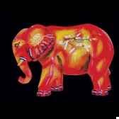 elephant pharao art in the city 83402