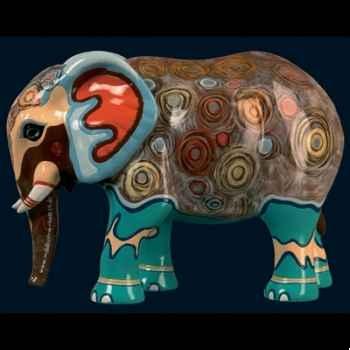 Elephant Wabufant Art in the City - 83304