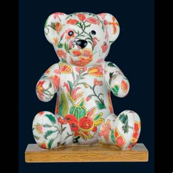 Ours Dr Stoff-Teddy Art in the City - 83003