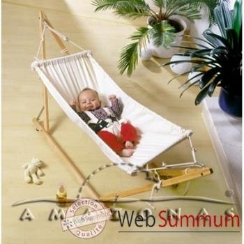 Hamac fauteuil Koala pour enfant de 0 à 9 mois - AZ-4060000