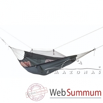 Hamac Mosquito -Traveller avec moustiquaire incorporée - AZ-1030200