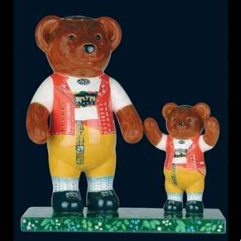 Ours Teddy from Appenzell Art in the City - 83008