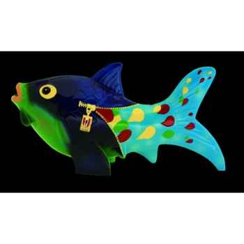 Poisson Action-Fish Art in the City - 80101