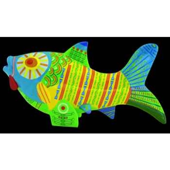 Poisson Twintown Pleven Fish Art in the City - 80103