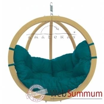 Hamac Amazonas suspendu globo chair green az-2030800