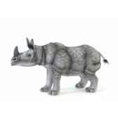 rhinoceros indien anima 5252