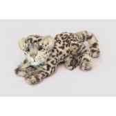 leopard des neiges couche anima 6304