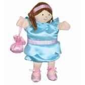 marionnette princesse turquoise histoire d ours 2241