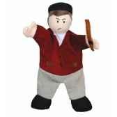 marionnette guignohistoire d ours 2243