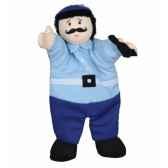 marionnette gendarme histoire d ours 2244