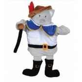 marionnette chat botte histoire d ours 2246