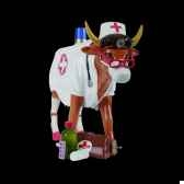 vache first aid art in the city 80638