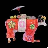 vache geisha art in the city 80632