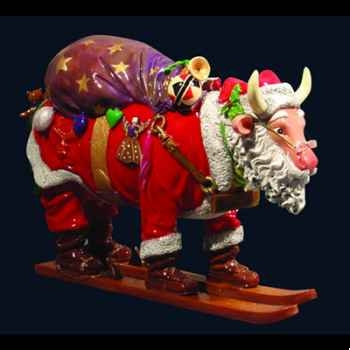 Vache Merry Christmas Art in the City - 84203