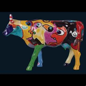 Vache Moody Art in the City - 80615