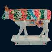 vache mosaico italiano art in the city 80620