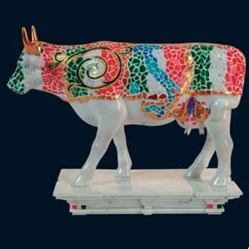 Vache Mosaico Italiano Art in the City - 80620