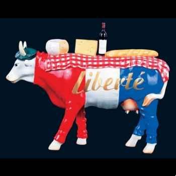 Vache Savoir Vivre Art in the City - 80610