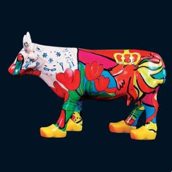 Vache The Crazy Dutch One Art in the City - 84107