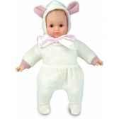 bebe leo 25 cm petit mouton corps souple 622595