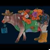 vache the gardener art in the city 80619