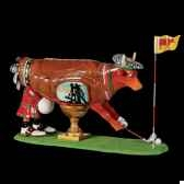 vache the golfer art in the city 80637