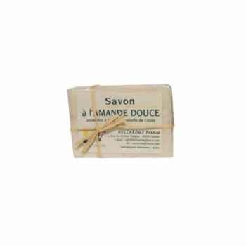 Savon d\'amande douce 100% naturel Nectarome