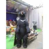 peluche ours brun 250 m anima 4975
